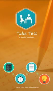 Take Test poster