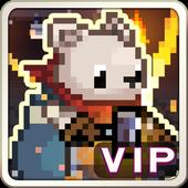 Warriors' Market Mayhem VIP : Offline Retro RPG biểu tượng