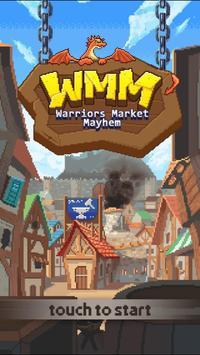 Warriors' Market Mayhem VIP : Offline Retro RPG ảnh chụp màn hình 5