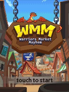 Warriors' Market Mayhem VIP : Offline Retro RPG ảnh chụp màn hình 11