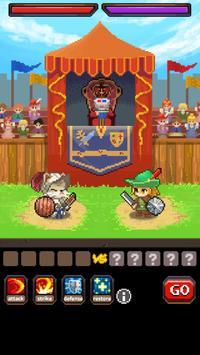 Warriors' Market Mayhem VIP : Offline Retro RPG ảnh chụp màn hình 3