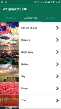 Best Wallpapers QHD screenshot 4
