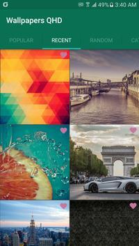 Best Wallpapers QHD screenshot 1