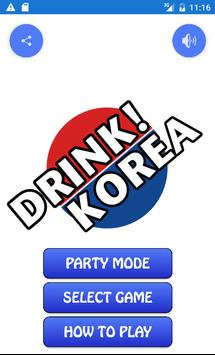 Drink! Korea - Drinking Games poster