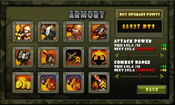 Little Commander screenshot 1