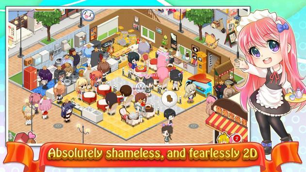 Moe Girl Cafe 2 screenshot 10