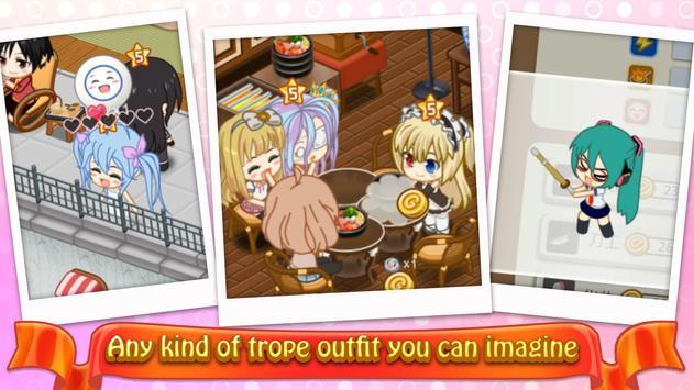 Moe Girl Cafe 2 screenshot 13