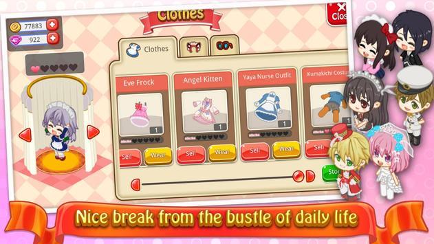 Moe Girl Cafe 2 screenshot 2