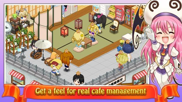 Moe Girl Cafe 2 screenshot 6