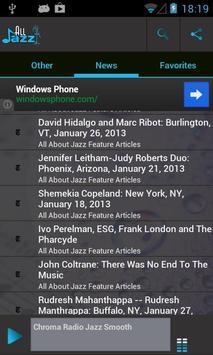 Jazz Radio screenshot 4