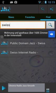 Jazz Radio screenshot 5