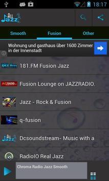 Jazz Radio screenshot 1