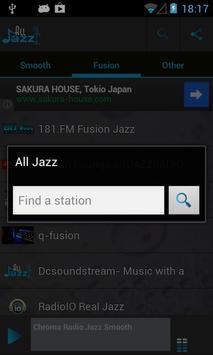 Jazz Radio screenshot 2