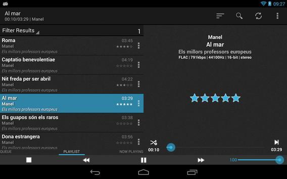 foobar2000 controller PRO screenshot 10