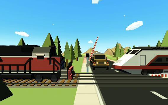 Railroad crossing mania - Ultimate train simulator скриншот 8