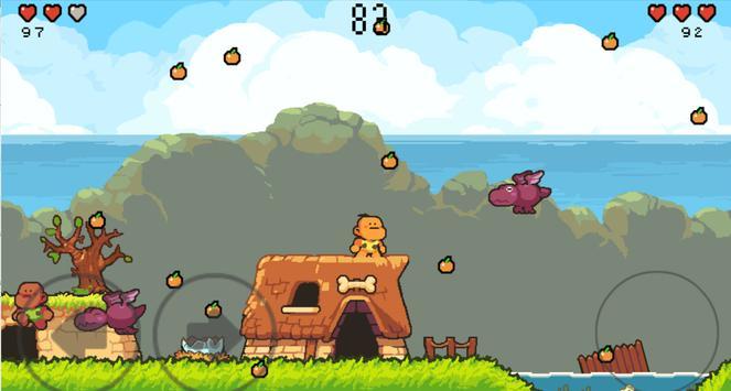 Cave runner screenshot 1
