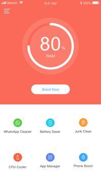 Turbo Cleaner screenshot 1