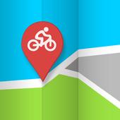GPS Sports Tracker - Berlari, Berjalan & Bersepeda ikon
