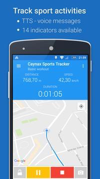 GPS Sports Tracker - Berlari, Berjalan & Bersepeda penulis hantaran