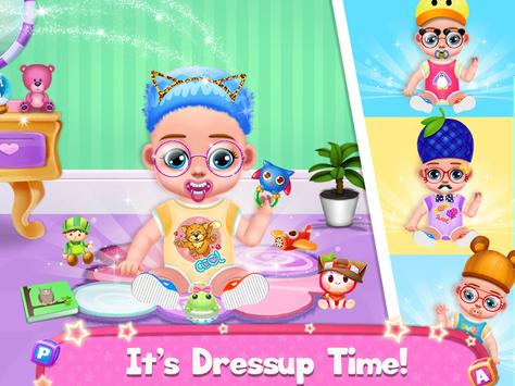 Pregnant Mommy And Baby Care: Babysitter Games screenshot 2
