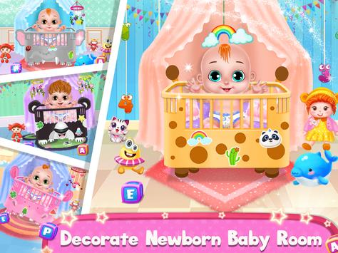 Pregnant Mommy And Baby Care: Babysitter Games screenshot 4