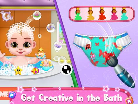 Pregnant Mommy And Baby Care: Babysitter Games screenshot 5