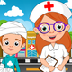 Toon Town: Hospital APK image thumbnail