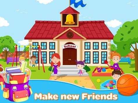 Toon Town: School screenshot 5