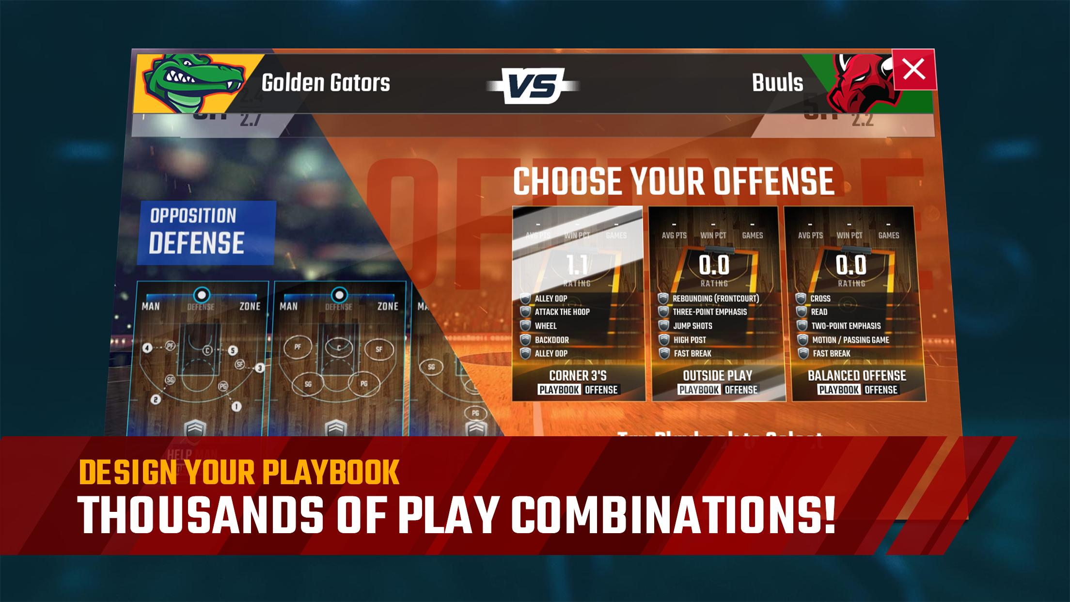 Franchise Basketball 2019 for Android - APK Download
