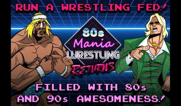 80s Mania Wrestling Returns imagem de tela 4