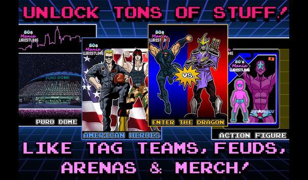 80s Mania Wrestling Returns imagem de tela 6