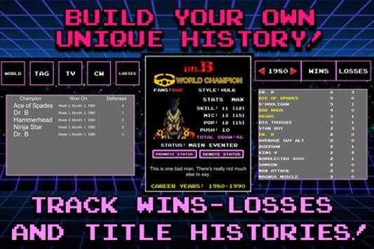 80s Mania Wrestling Returns imagem de tela 3