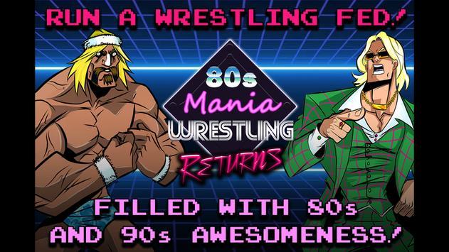 80s Mania Wrestling Returns imagem de tela 8