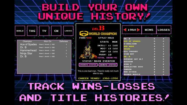 80s Mania Wrestling Returns imagem de tela 11