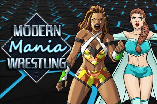 8 Schermata Modern Mania Wrestling