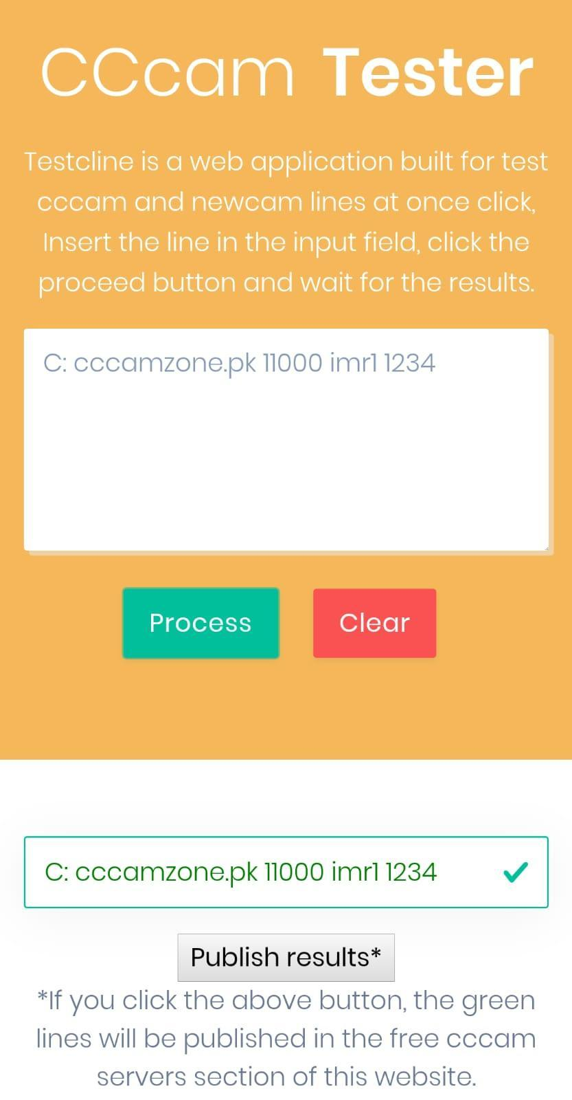 Cccam C Line Tester Cccam Status Checker For Android Apk Download