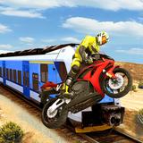 Railway Train: Subway Bike Riding