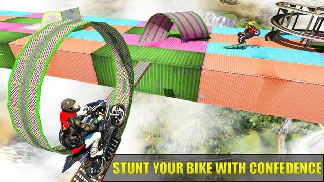 Hero Xtreme: Mega Stunts Bike Rider screenshot 4
