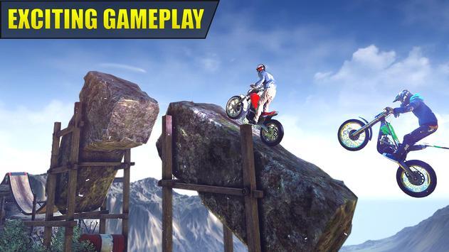 Hero Xtreme: Mega Stunts Bike Rider screenshot 6