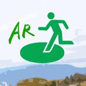 觀光防災避難AR icon