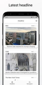 World News स्क्रीनशॉट 1