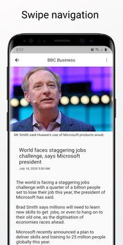 World News स्क्रीनशॉट 3