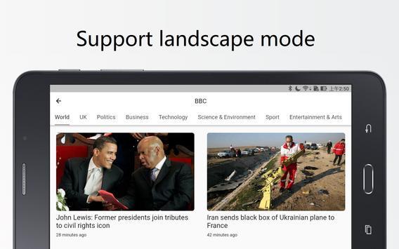 World News स्क्रीनशॉट 8