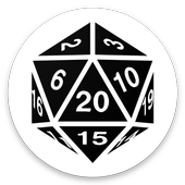 RPG Simple Dice 圖標