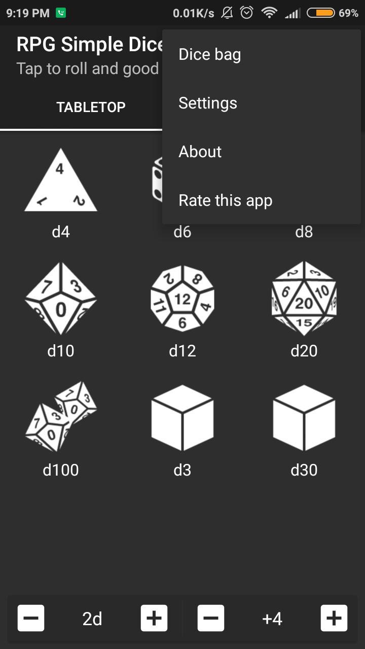 rpg dice games free download