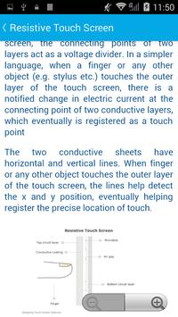 Touch Screen Gestures screenshot 3