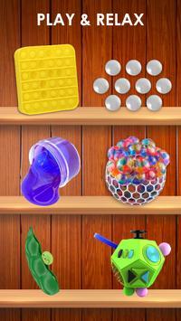 Fidget Toys 3D скриншот 1