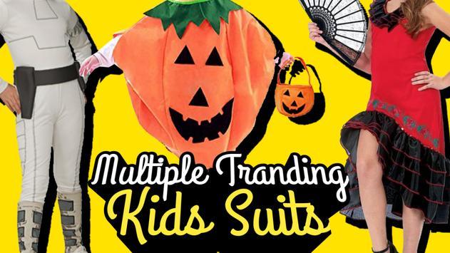 Kids Photo Suit Editor - Girls & Boys Suit screenshot 1