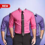 Men Formal Shirt Photo Suit