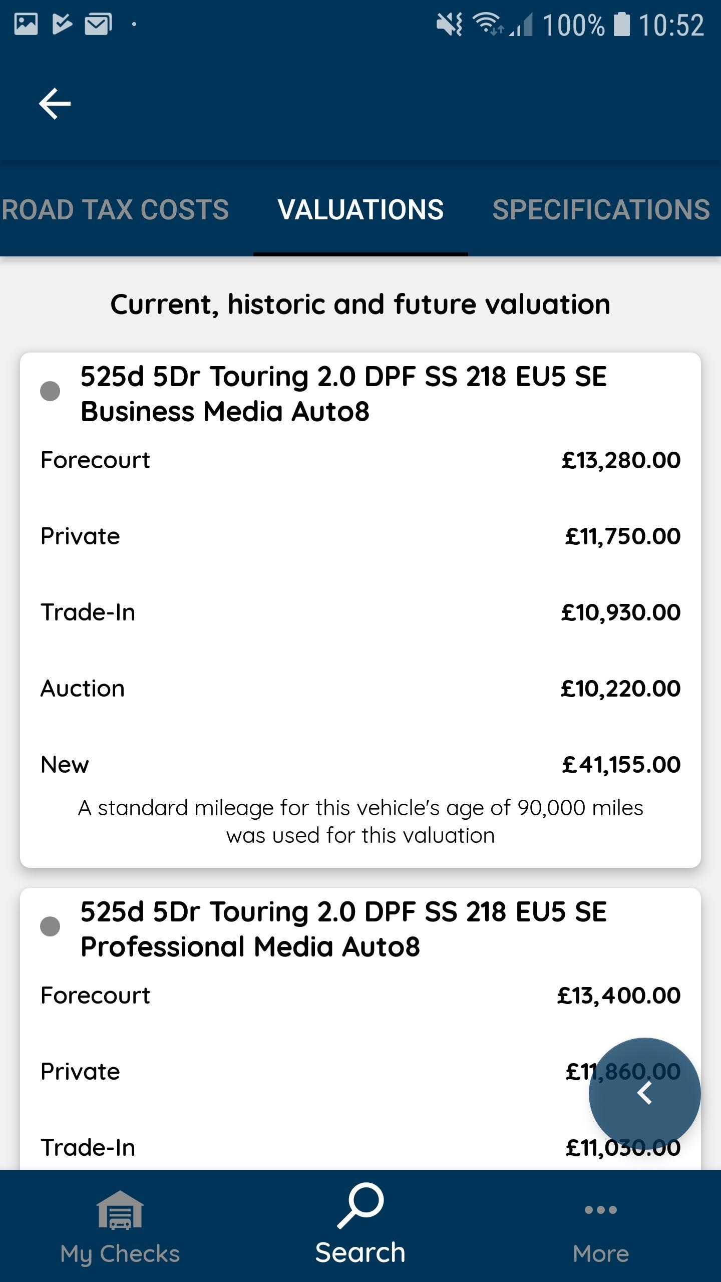 Check My Car Value >> My Car Check Vehicle History Check For Android Apk Download